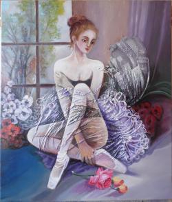 Picturi abstracte/ moderne danseaza in strae lunare zz