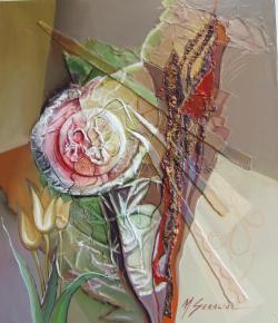 Picturi abstracte/ moderne ESENTA UNIVERSULUI--Z22Q