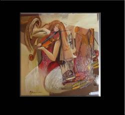 Picturi abstracte/ moderne miraj si emotii x311