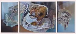 Picturi abstracte/ moderne nostalgica magie de venetia--1