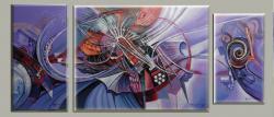 Picturi abstracte/ moderne poarta stelara varianta noua