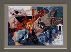 Picturi abstracte/ moderne privire din cosmos-99a