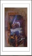 Picturi abstracte/ moderne Testamentul din umbra