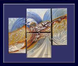 Picturi abstracte/ moderne triptik--811a