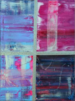 Picturi abstracte/ moderne Giudice 50