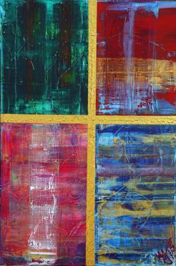 Picturi abstracte/ moderne Giudice 55