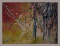 Picturi abstracte/ moderne ,,cald si rece,,