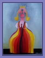 Picturi abstracte/ moderne ,,regina ...imaginatiei mele,,
