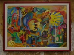 Picturi abstracte/ moderne Explozie de fantezie 2