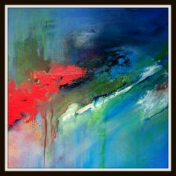 Picturi abstracte/ moderne Visul lui Michel 1