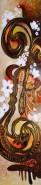 Picturi abstracte/ moderne Din colectia viori - sunet in crang de toamna