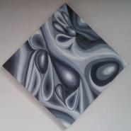Picturi abstracte/ moderne Contraste