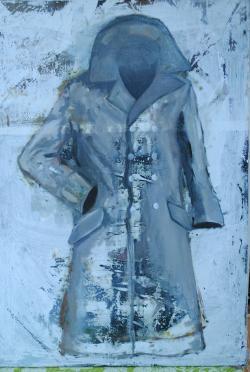 Picturi abstracte/ moderne Urma umana