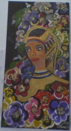 Picturi abstracte/ moderne faraoana