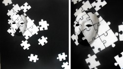 Picturi abstracte/ moderne Puzzled