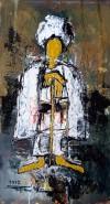 Picturi abstracte/ moderne Cioban
