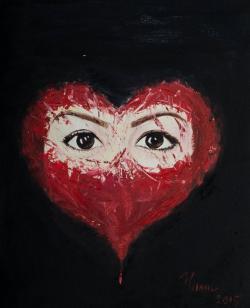 Picturi abstracte/ moderne Privire de neuitat