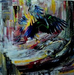 Picturi abstracte/ moderne ALEGORIE