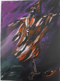 Picturi abstracte/ moderne Sperietoare