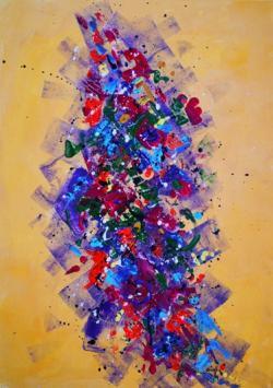 Picturi abstracte/ moderne Evolutii