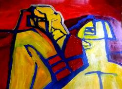 Picturi abstracte/ moderne DONDE