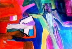 Picturi abstracte/ moderne HALLAZGO