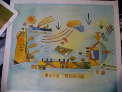 Picturi abstracte/ moderne Imaginatia da viata...
