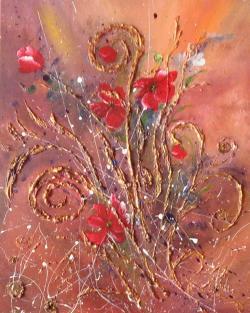 Picturi abstracte/ moderne AB.CU MACI