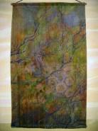 Picturi abstracte/ moderne Culorile toamnei