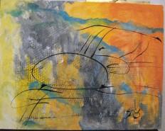 Picturi abstracte/ moderne O noua viata