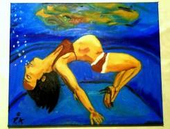 Picturi abstracte/ moderne The dream