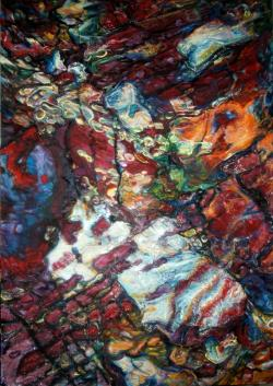 Picturi abstracte/ moderne ENTROPY