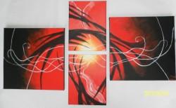 Picturi abstracte/ moderne Universul la inceputuri