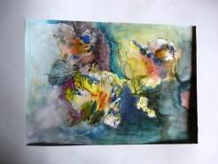 Picturi abstracte/ moderne Flori din vis 2
