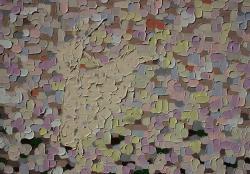 Picturi abstracte/ moderne Joc. Balerina