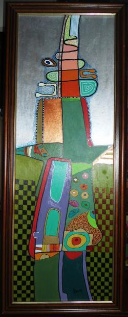 Picturi abstracte/ moderne Reconfigurare