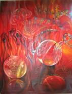 Picturi abstracte/ moderne Cal magic 133.5x101.6