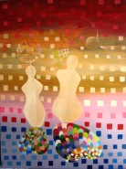 Picturi abstracte/ moderne Puzzle infinit  99.5x75,7