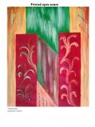Picturi abstracte/ moderne Privind spre soare