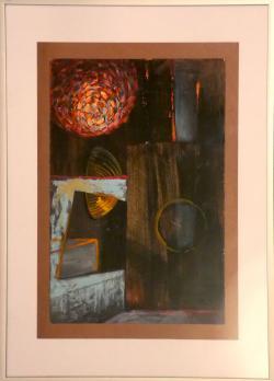 Picturi abstracte/ moderne Spatiu