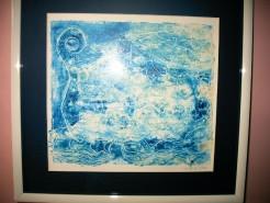 Picturi abstracte/ moderne Marea