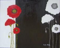 Picturi abstracte/ moderne Flori