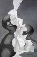Picturi abstracte/ moderne Senzualitate