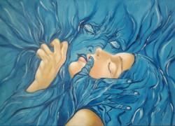 Picturi abstracte/ moderne Valul seductiei