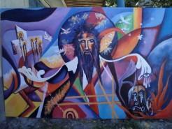 Picturi abstracte/ moderne Judecata