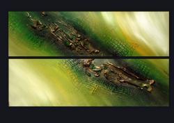 Picturi abstracte/ moderne ALIGATOR 2