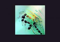 Picturi abstracte/ moderne AMBER