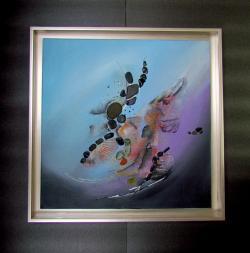 Picturi abstracte/ moderne AQUAARIUM
