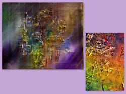Picturi abstracte/ moderne CARINA