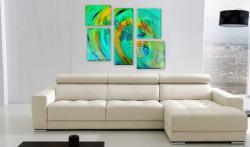 Picturi abstracte/ moderne CASSIOPEIA